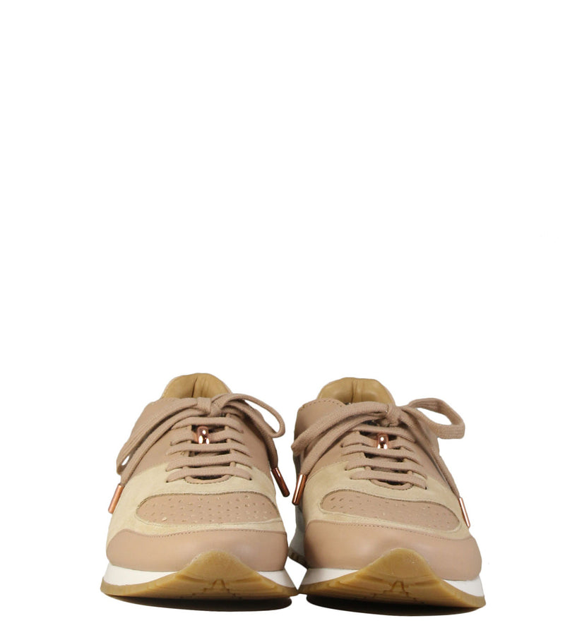 Sneakers Pairs in Paris N°5 Valmy Nude