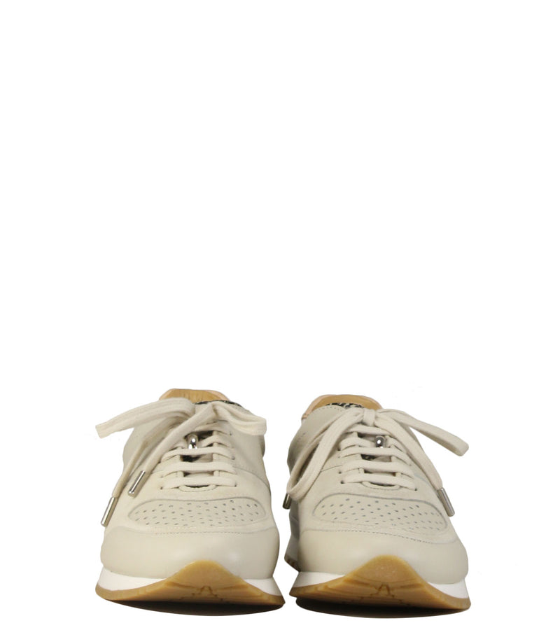 Sneakers running Pairs in Paris N°5 Valmy Off White