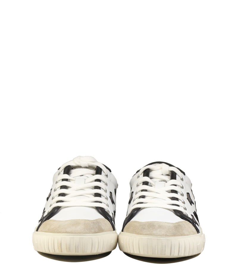 Sneakers patchwork Ash Magic White