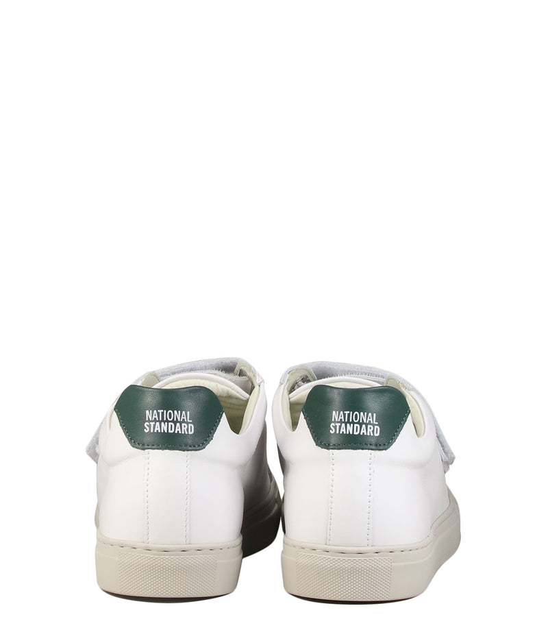 National Standard Edition 044 White Green