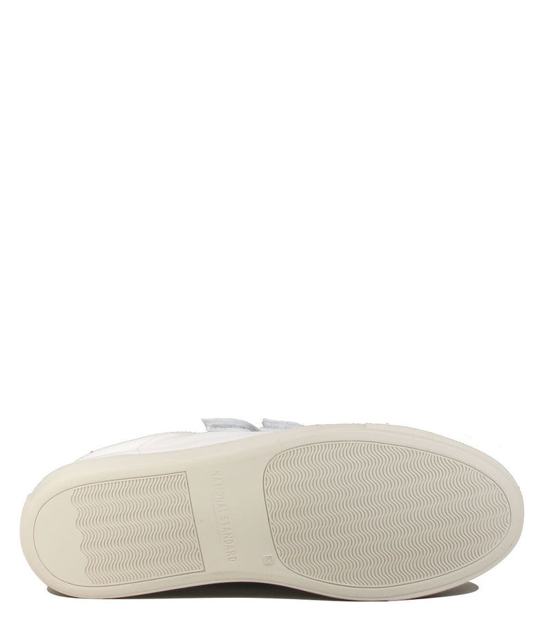 Sneakers blanches National Standard Edition 044 Kids White Green