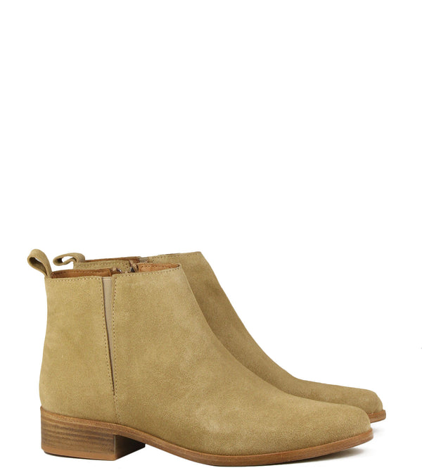 Chelsea Boots Anthology Paris Tess Daim Soul