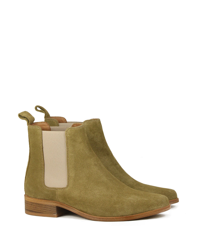 Chelsea Boots Anthology Paris Tais Daim Yeti