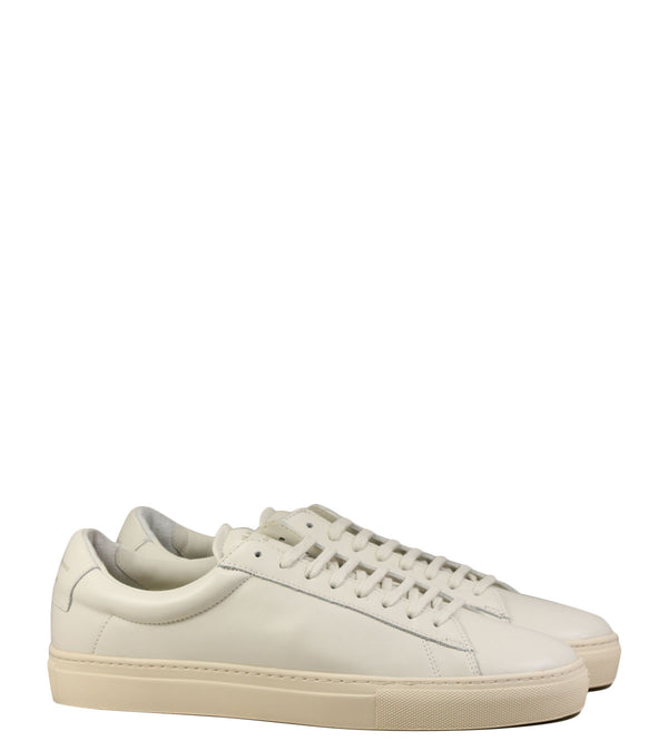 Baskets tout cuir Zespà ZSP4 Off White