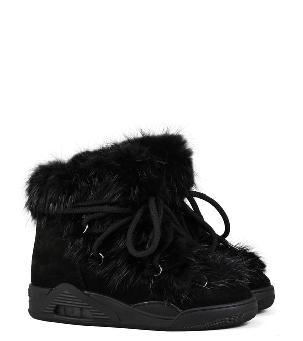 Moon-boots Serafini 54 Moon Black