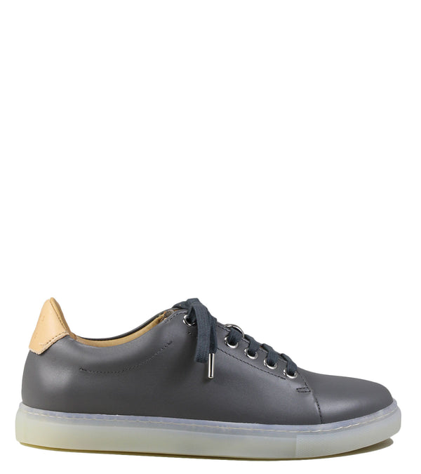 Sneakers Pairs in Paris N°7 Saintonge Dark Grey