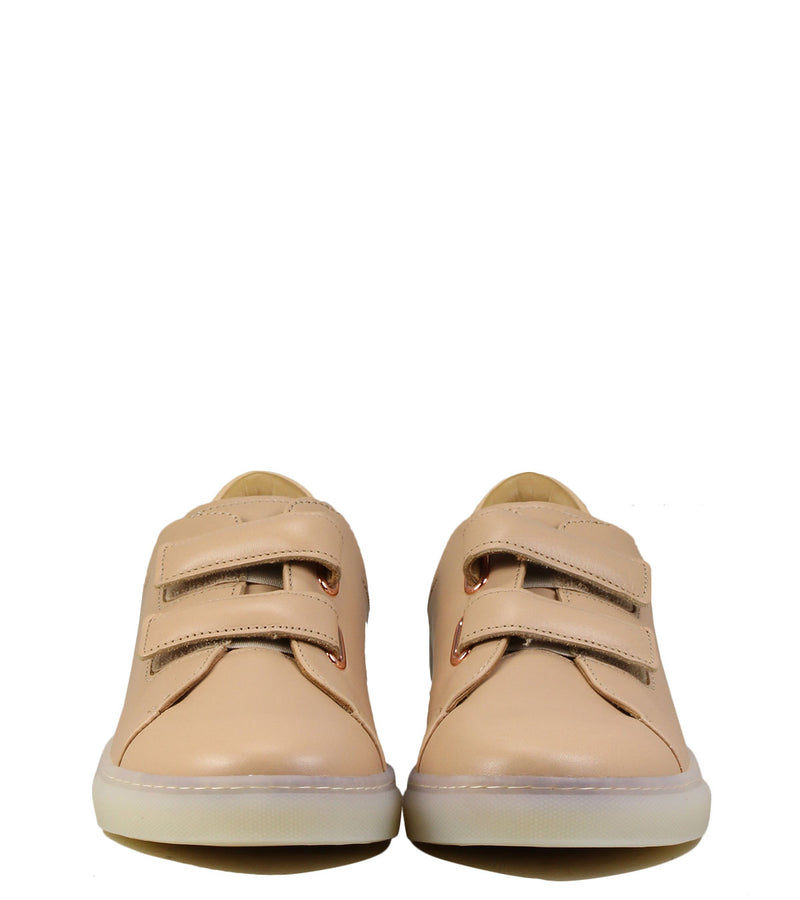 Sneakers Pairs in Paris N°6 Ambroise Nude