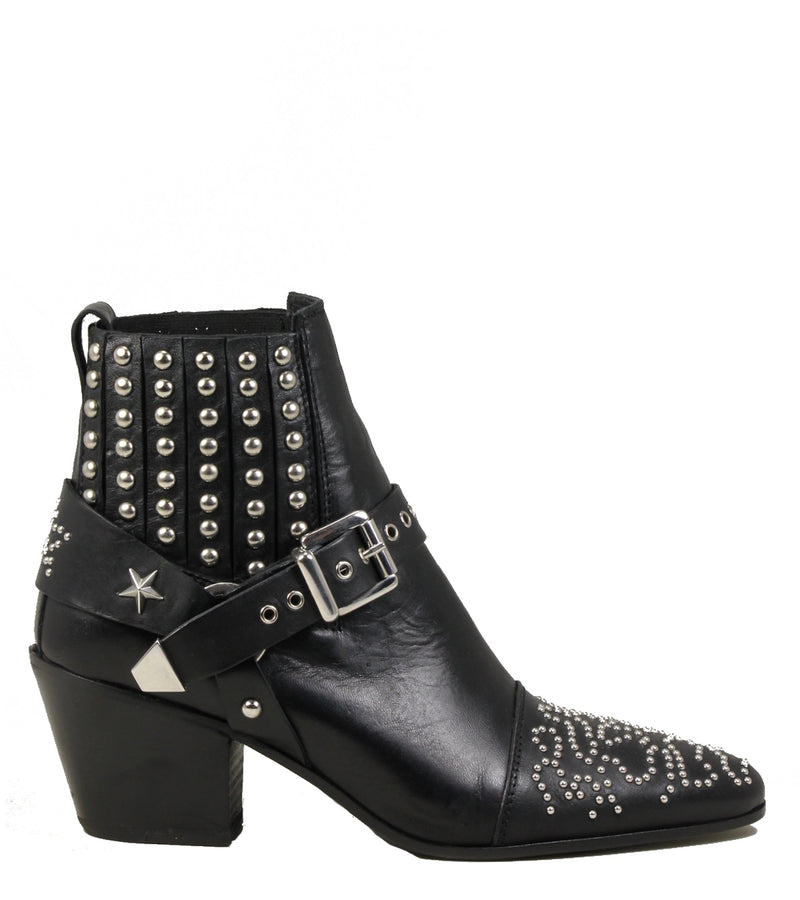 Mexicana Gaia Black Leather