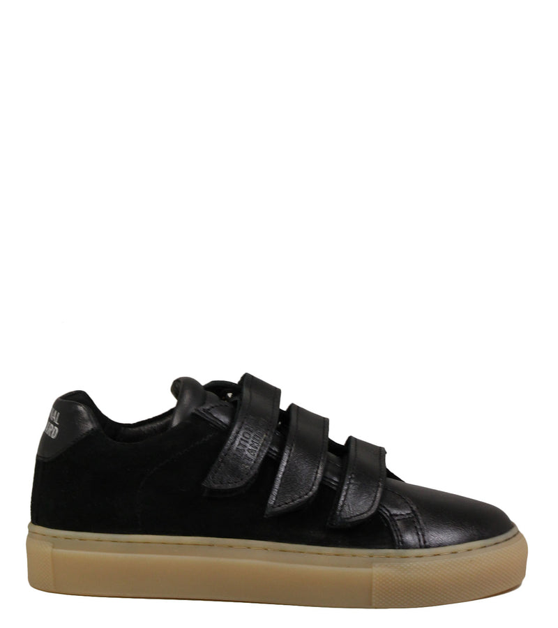 Sneakers tout cuir National Standard Edition 44 Velcro Black