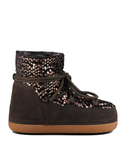 Moon-Boots Ikkii 14540 Sequin Low Copper