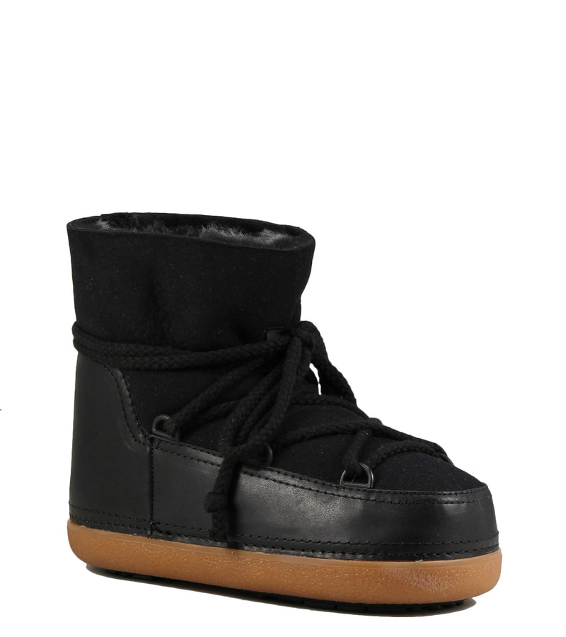 Moon-Boots Ikkii 14500 Classic Low Black