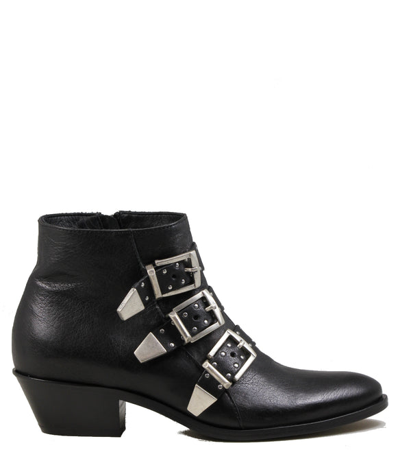 Boots Lemare Sajak Silver