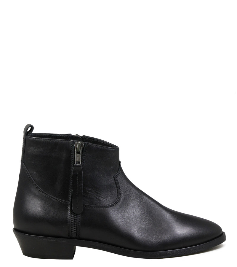 Boots western rock Lemare 0602 Black