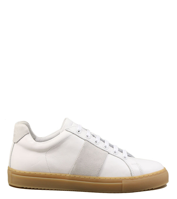 National Standard Edition 4 White Suede