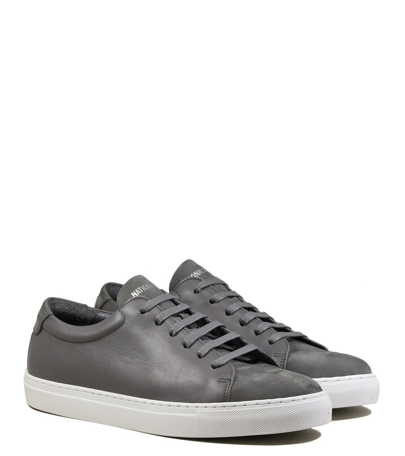 Sneakers National Standard Edition 3 Grey Nubuck