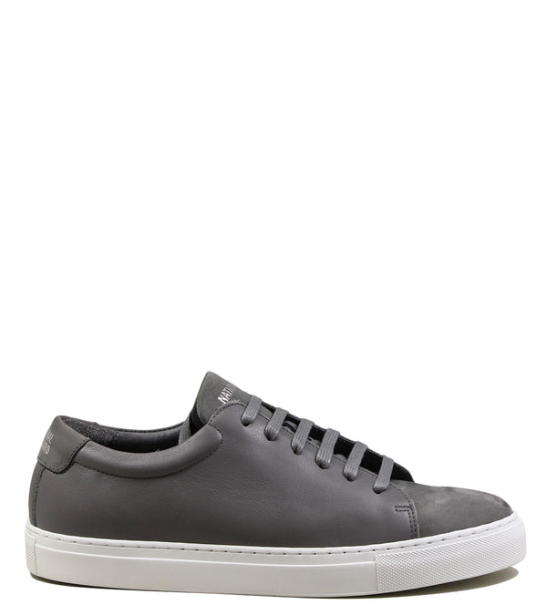National Standard Edition 3 Grey Nubuck