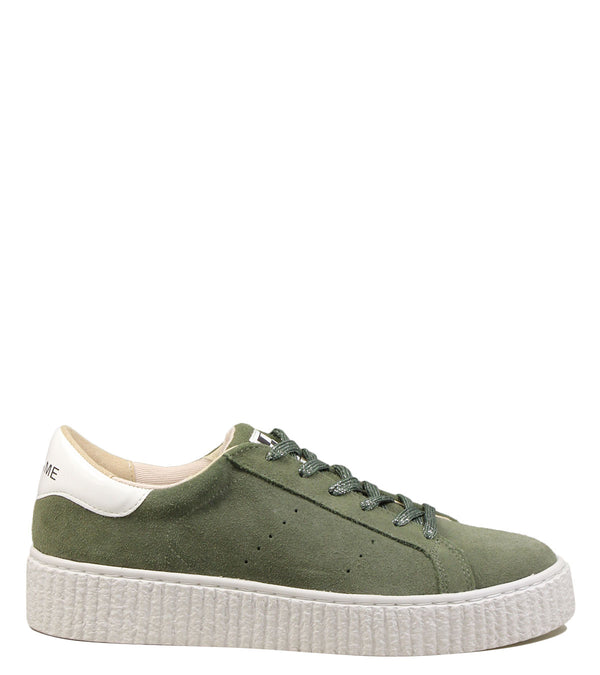 No Name Picadilly Sneaker Tilleul