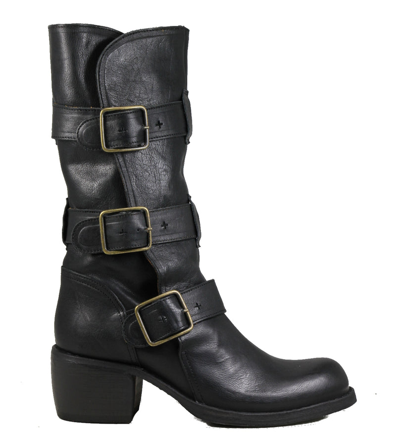 Bottes Fiorentini & Baker Matty Black Leather