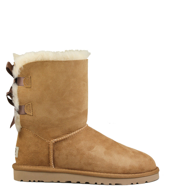 Boots Ugg Bailey Bow Chestnut