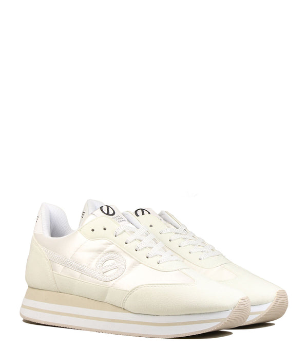 No Name Eden Jogger Dove White