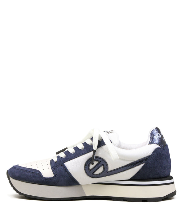 No Name Body Jogger Suede Navy