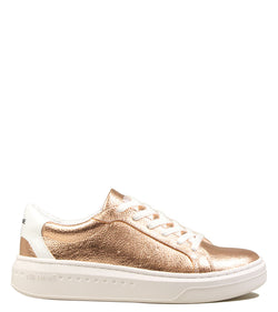 Sneakers irisées No Name Sista Tennis Aquadilla Pink