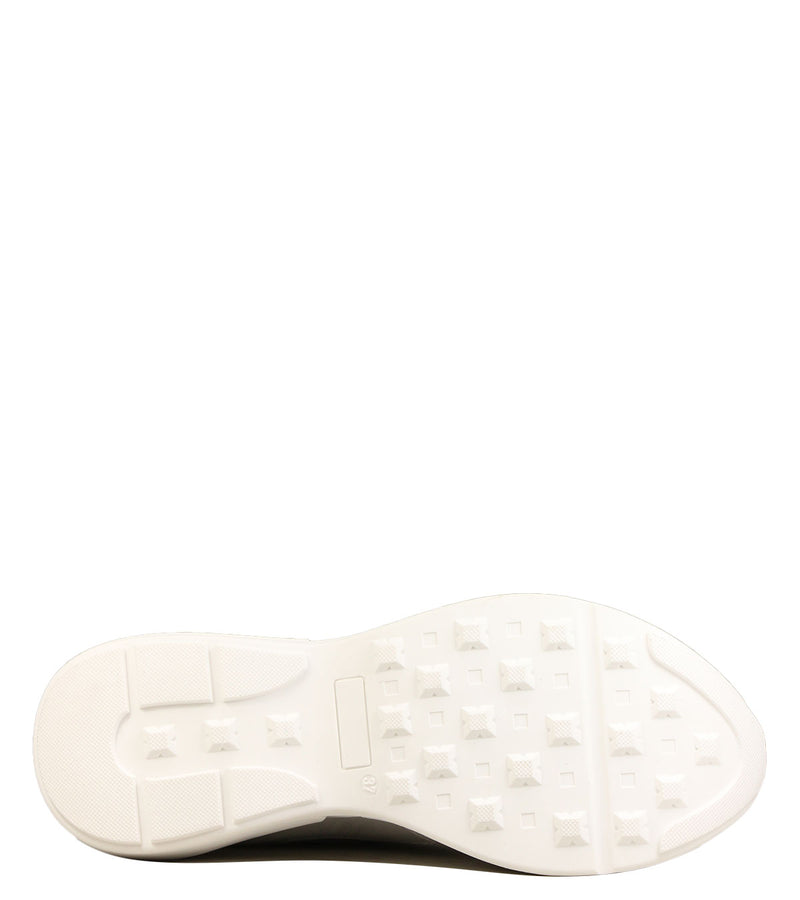 Baskets oversize Lemare 1820 White