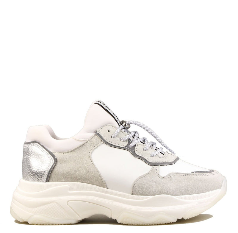 Sneakers old school Bronx Baisley White