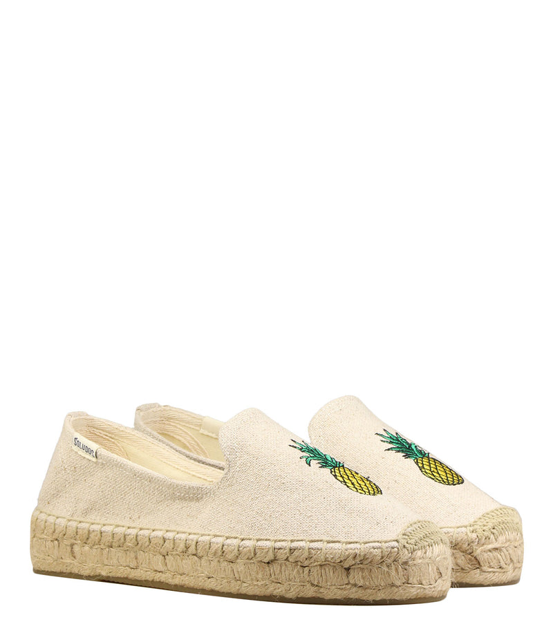 Soludos Pineapple Slipper