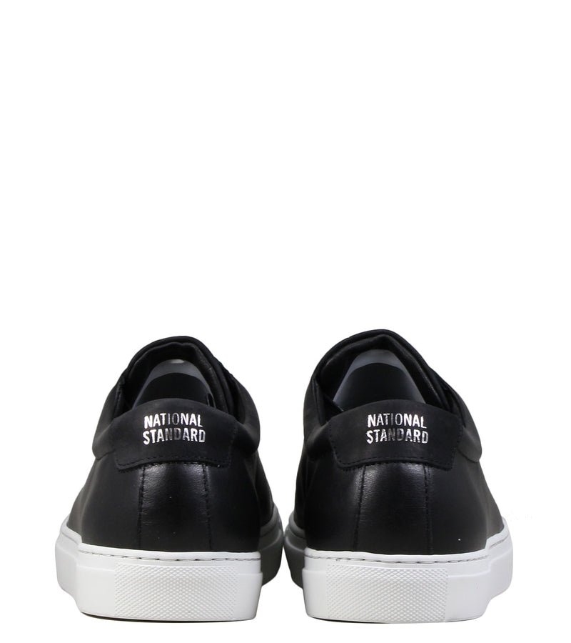 Baskets tout cuir National Standard Edition 3 Black Nubuck
