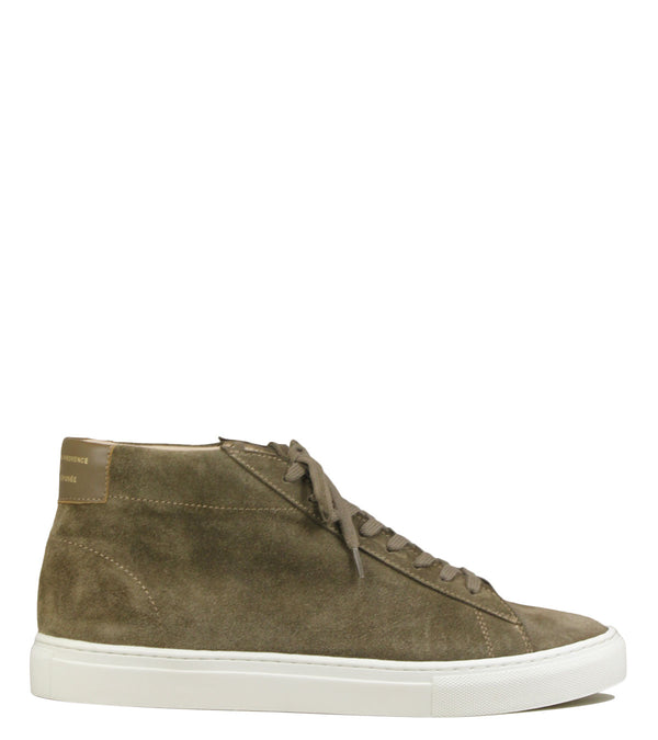 Sneakers montantes Zespa Zsp5 Suede Militaire