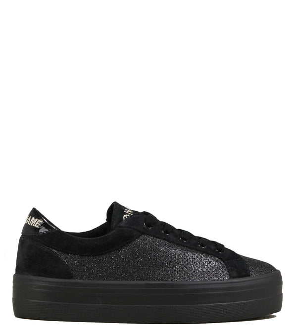No Name Plato Bridge All Star Suede Black