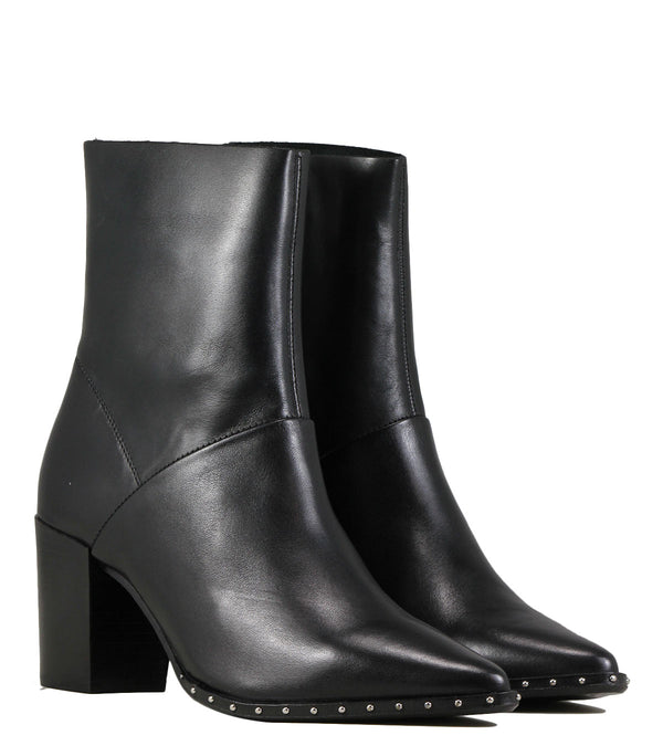 Bronx Americana Black Leather