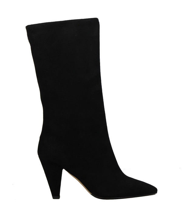 The Seller S8145 Camoscio Nero
