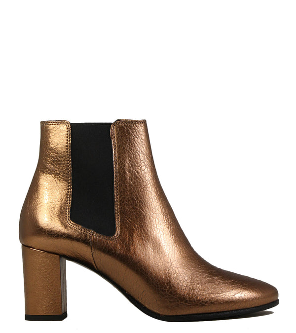Rivecour 76 Cuir Metal Bronze