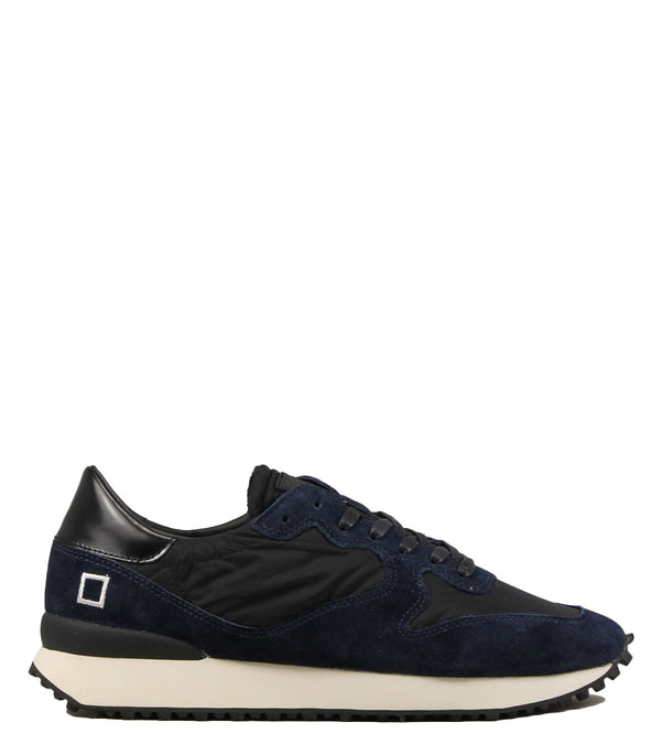 D.A.T.E Spike Nylon Black Blue