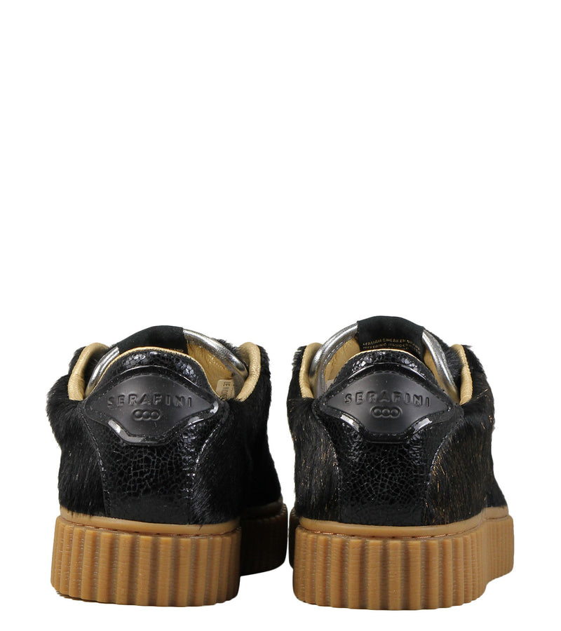 Baskets plateau Serafini Madison 05 Black & Golden