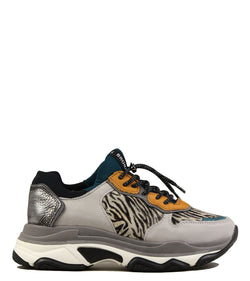 Sneakers Bronx Baisley Light Grey Zbr