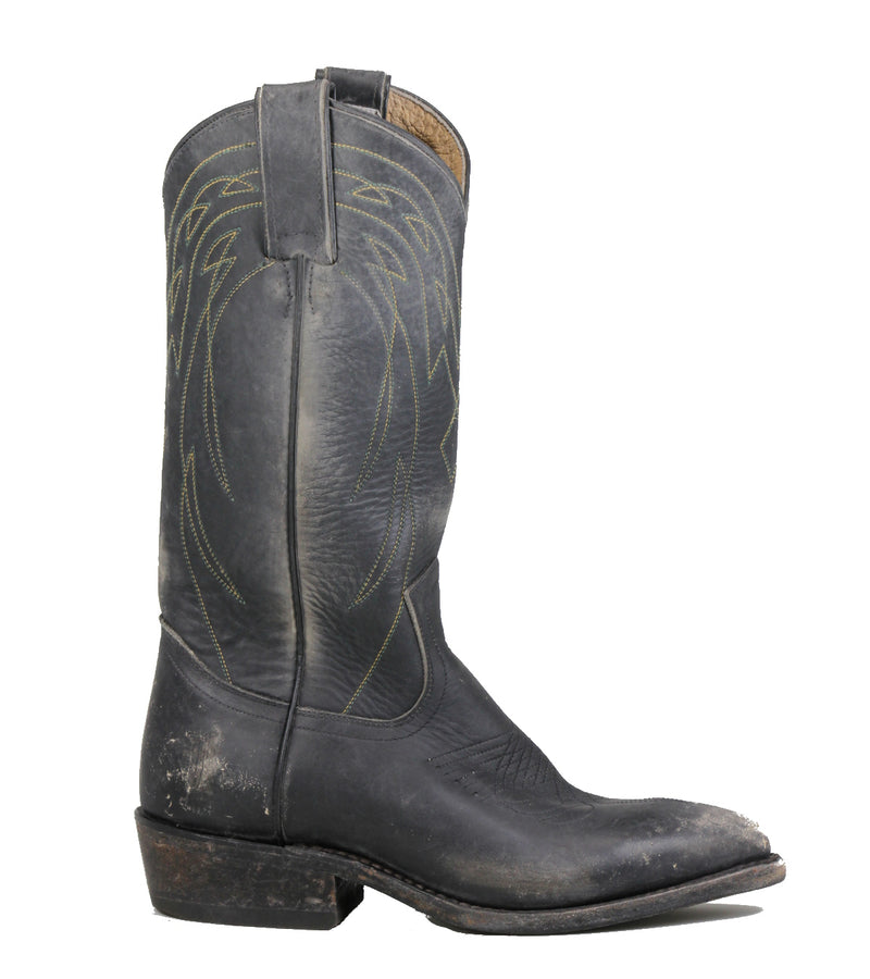 Frye Billy Pull On Black 77713