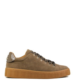 Sneakers montagne No Name Ginger Sneaker Suede Taupe
