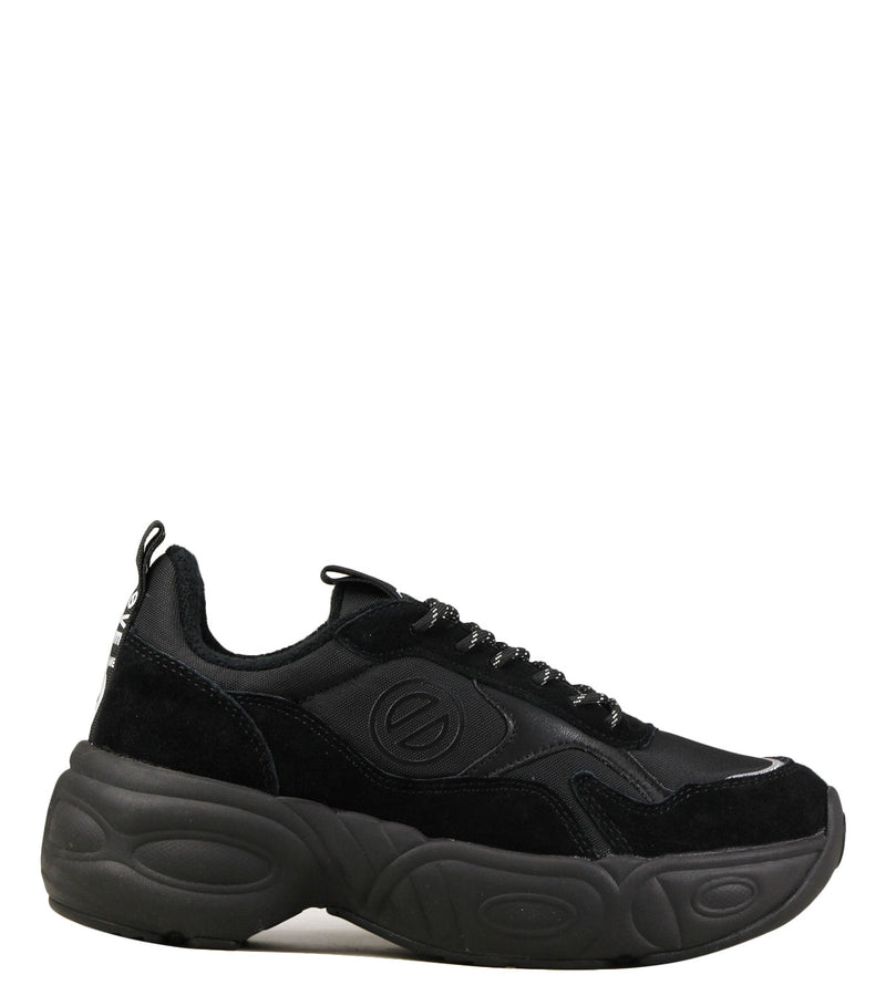 Chunky sneakers No Name Nitro Jogger Black