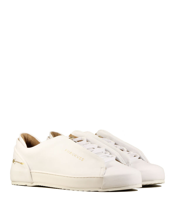 Sneakers microfibre blanches Phaukuss Spirit White