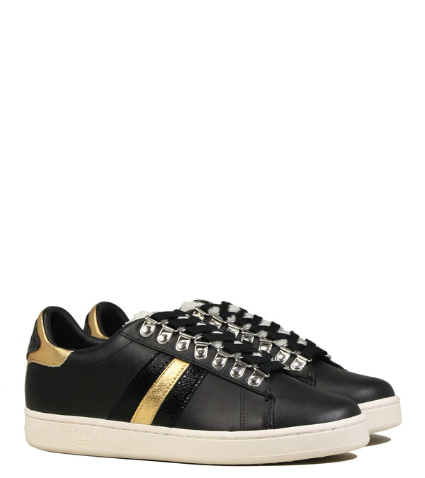 Serafini Connors 06 Black & Shearling