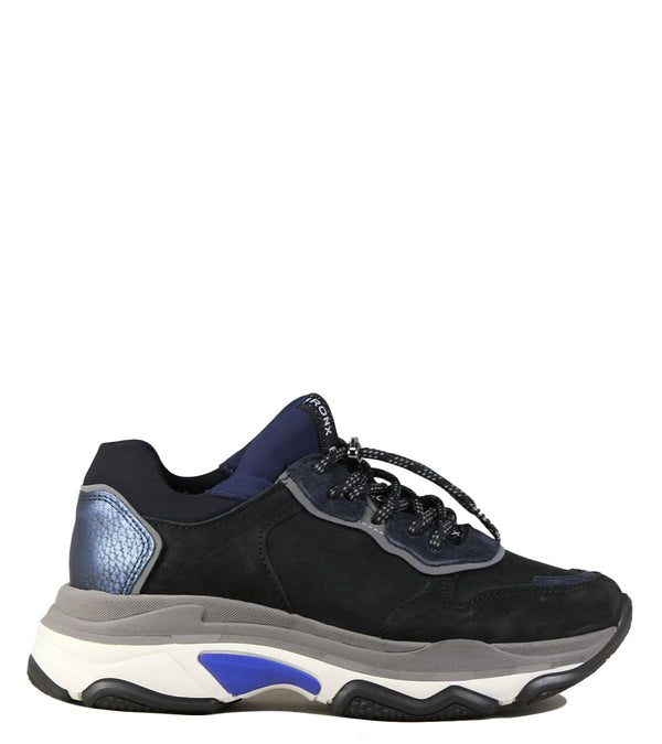 Bronx Baisley Black Dark Blue