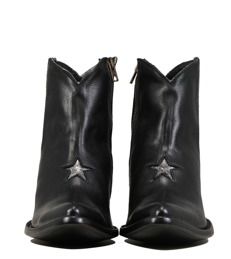 Boots western Mexicana Star 5 Black