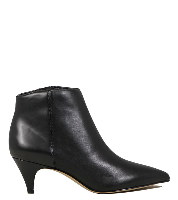 Boots rock en cuir noir Sam Edelman Kinzey Black Leather