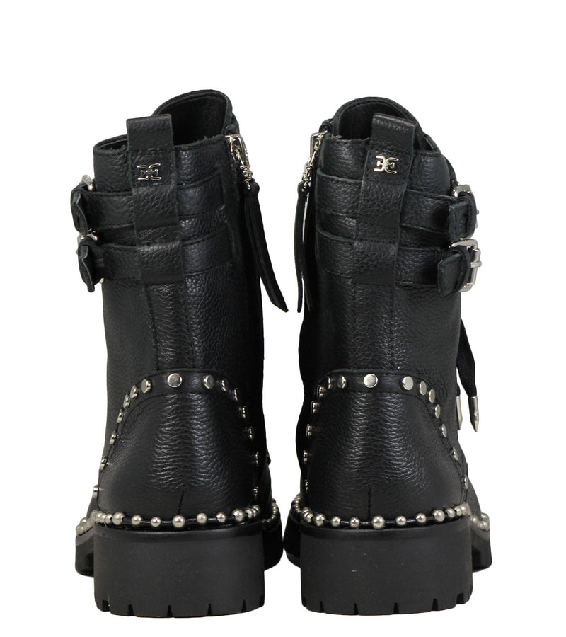 Sam Edelman Jennifer Black Leather