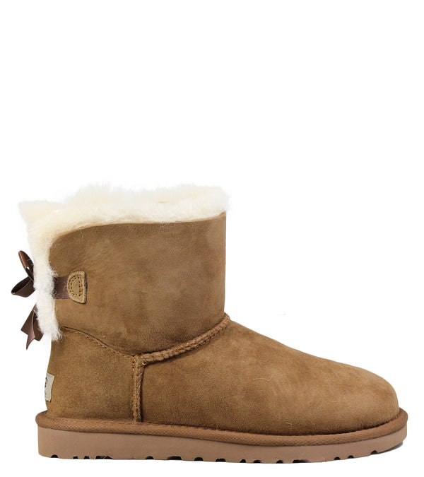 Boots UGG Mini Bailey Bow Chestnut