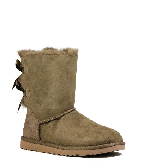 Boots Ugg Bailey Bow Dry Leaf
