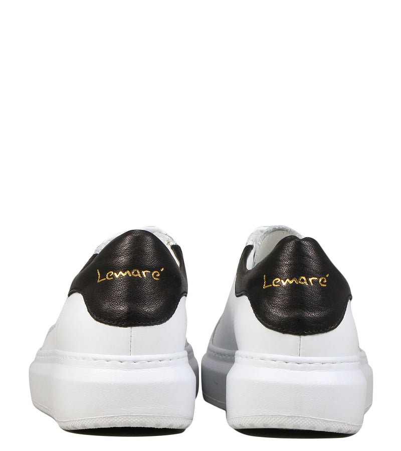 Lemare 948 White Black